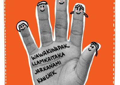 Erradicación del trabajo infantil – Campaña de sensibilización